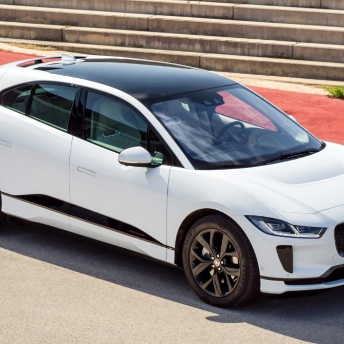 Eerste review: Jaguar I-Pace EV320 Limited Edition (2020)