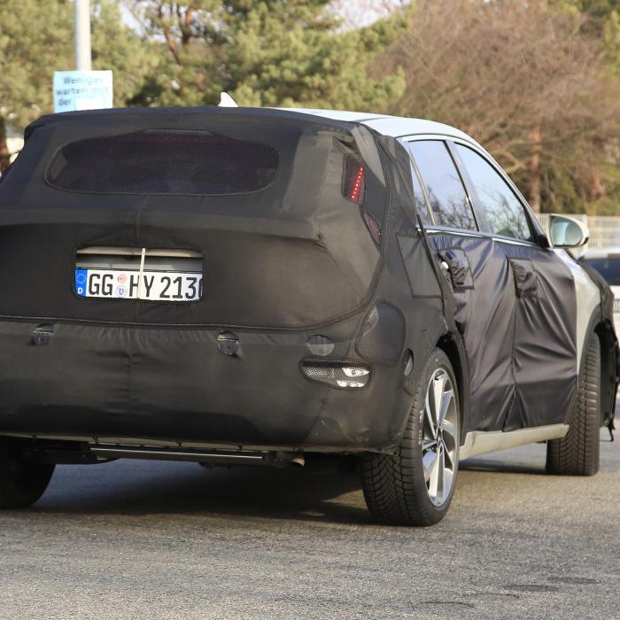 Nieuwe (elektrische) Kia Niro staat al in de startblokken