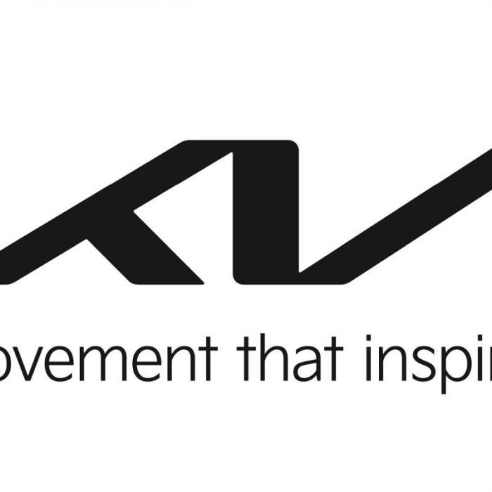 Deze onduidelijke krabbel is het nieuwe Kia-logo