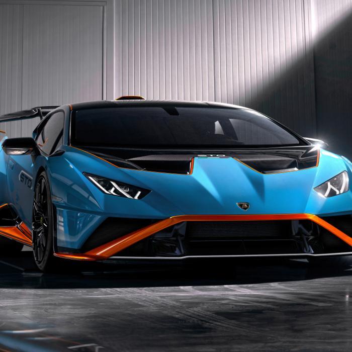 De nieuwe Lamborghini Huracán STO is maar sloom
