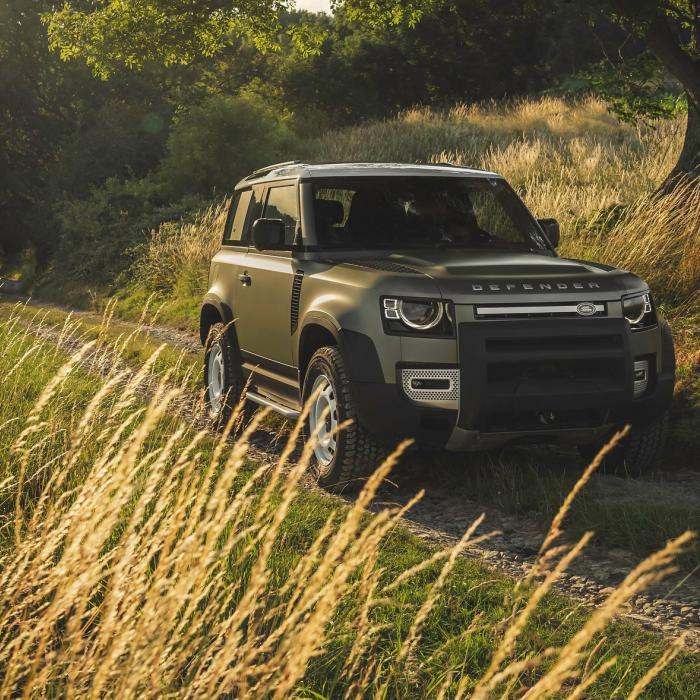 Land Rover Defender 90 prijzen en specificaties
