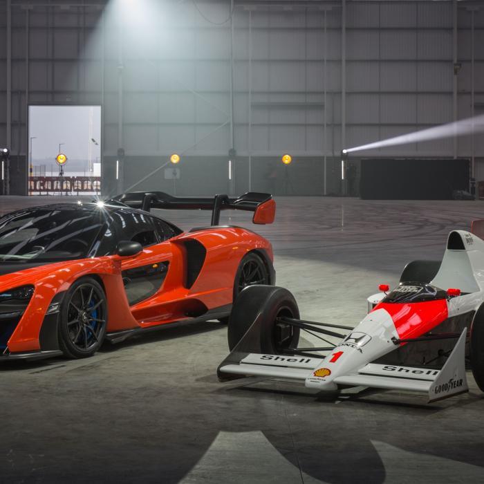Waarom McLaren zijn historische Formule 1-auto's wil verpanden