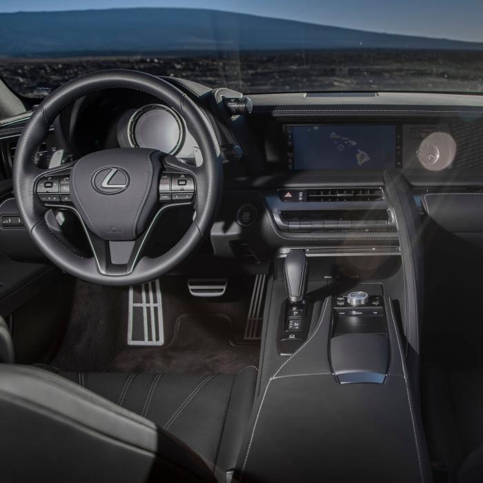 Lexus LC prijzen en specificaties