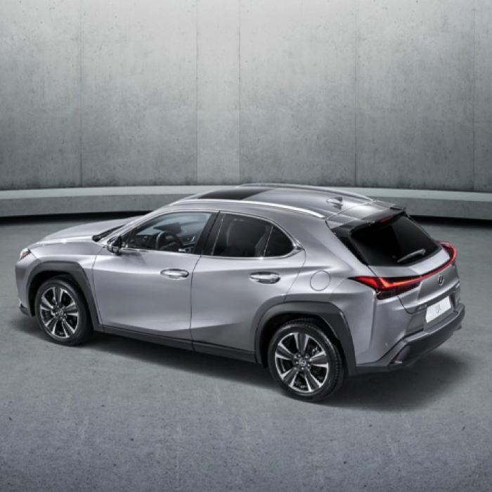 Lexus UX prijzen en specificaties