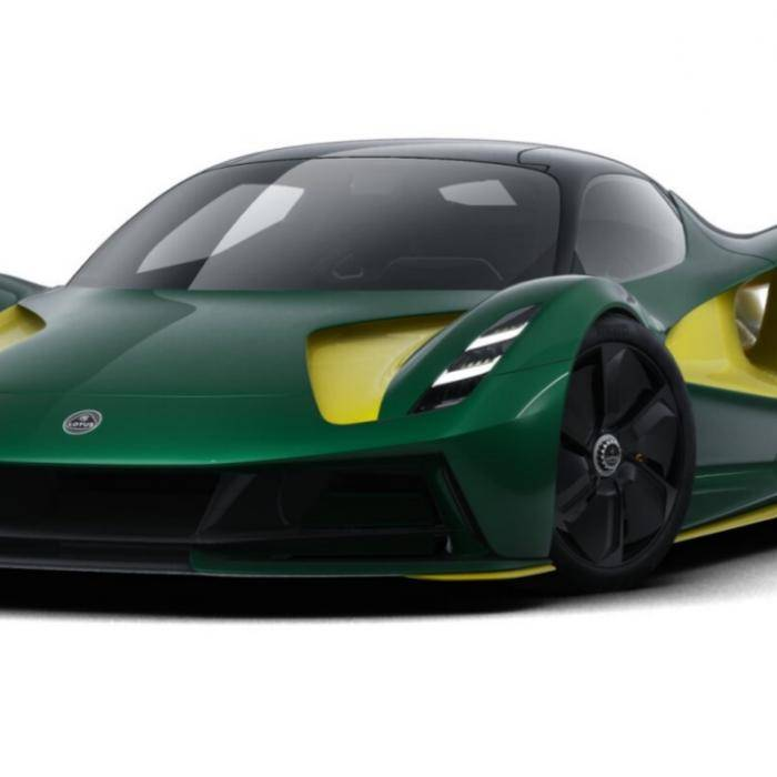 Hoe zou jouw ideale Lotus Evija eruit zien?
