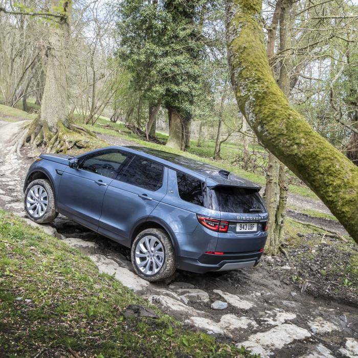Land Rover Discovery Sport en Range Rover Evoque als plug-in hybride (2020)