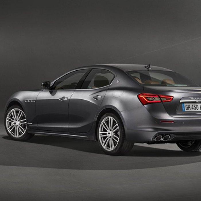 Maserati Ghibli prijzen en specificaties