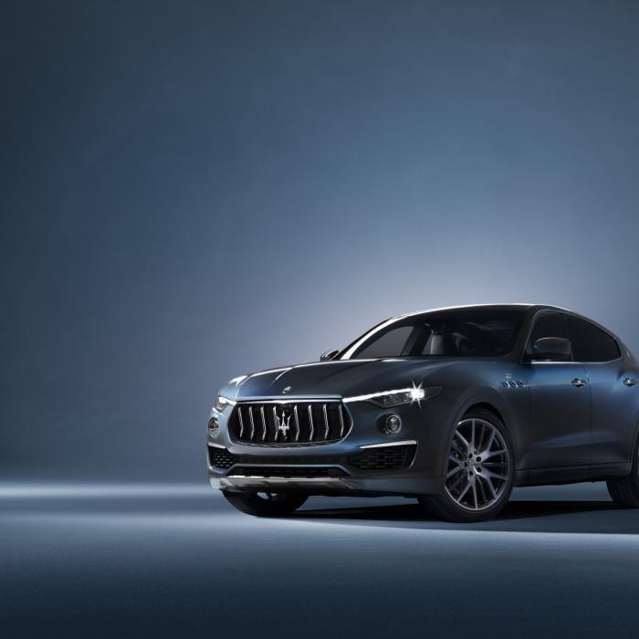 De Maserati Levante Hybrid brult! Maar wel als een lief schattig leeuwenwelpje.