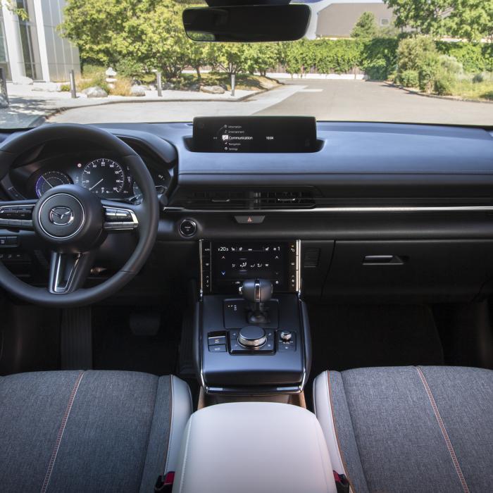 Mazda MX-30 in de showroom: let op deze 3 aandachtspunten