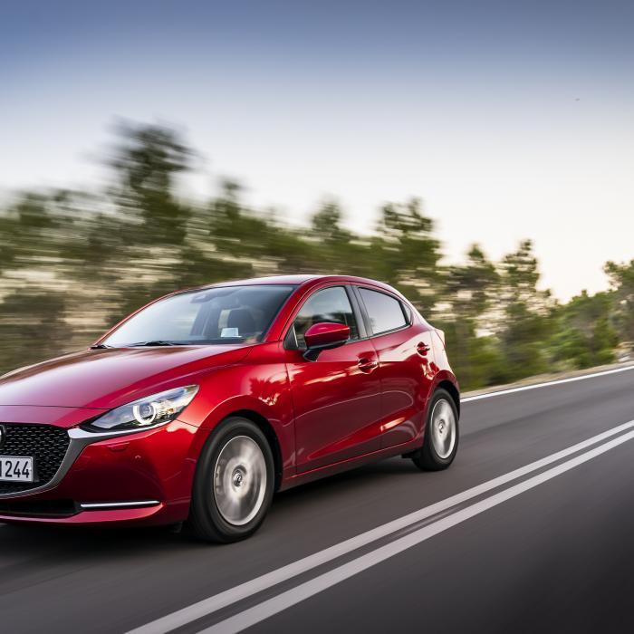 Waarom de nieuwe Mazda 2 een Toyota Yaris wordt