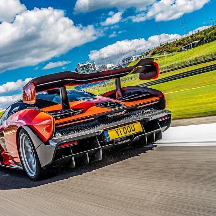 McLaren Senna: rondje Nürburgring met de supercar die alle records vermorzeld