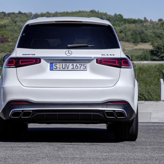 'De Mercedes GLS is de onzinnigste auto op de markt'