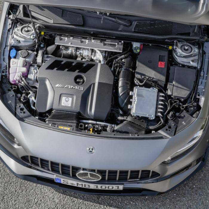Nieuwe Mercedes-AMG C 63 (2022): auf wiedersehen, V8!
