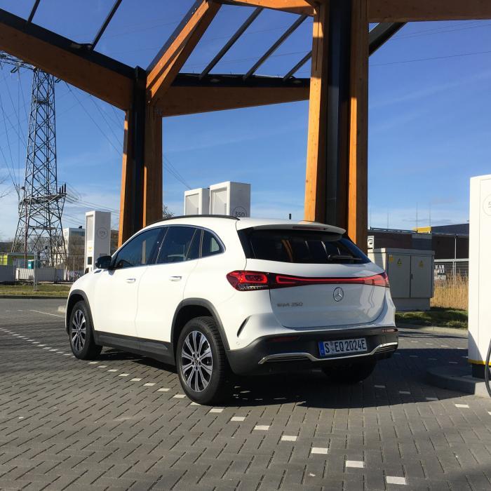 Eerste review Mercedes EQA (2021): Is Mercedes nog wel de beste?