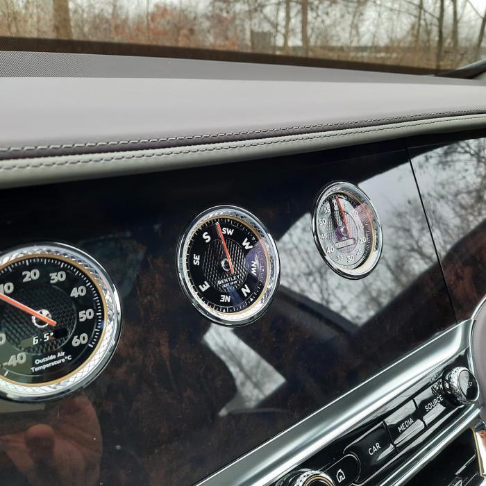 Eerste review Bentley Flying Spur V8 (2021): instapper vanaf 262.000 euro