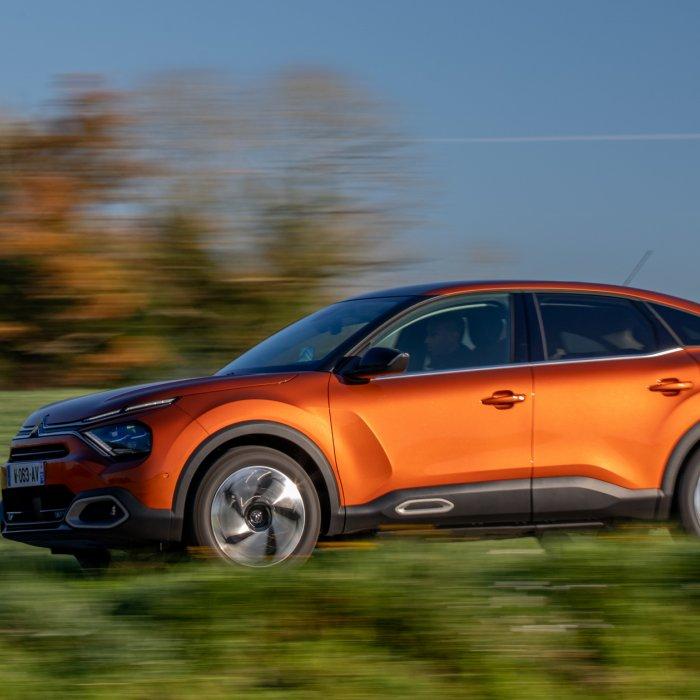 Eerste review Citroën C4 (2021): een beetje vreemd, maar best lekker