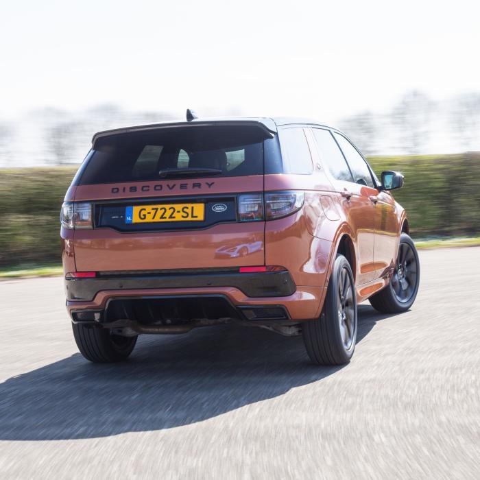 Wat valt er op aan de Land Rover Discovery Sport D240?