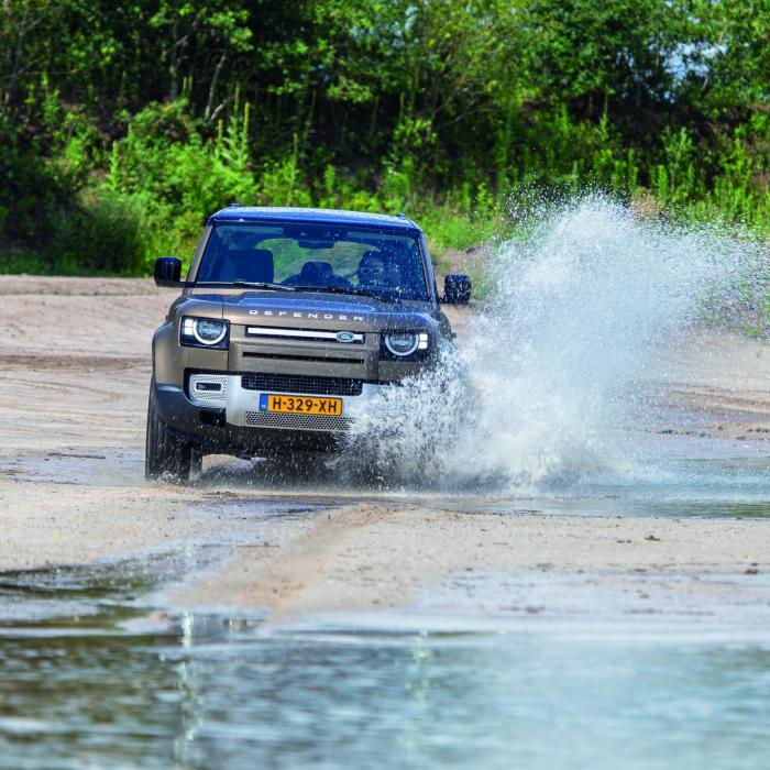 Zo gaan zelfrijdende Land Rovers voorkomen dat je wagenziek wordt