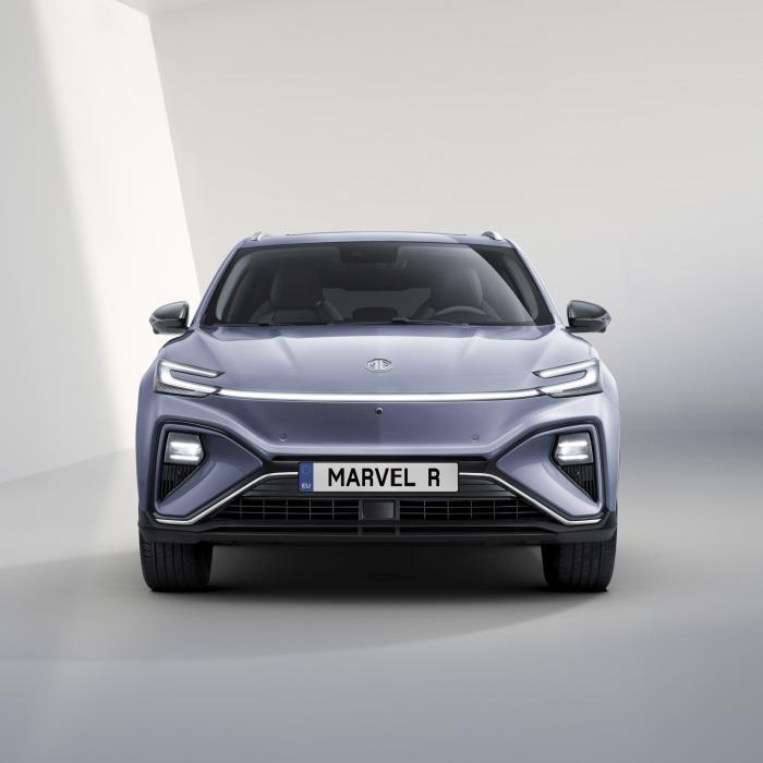 In één klap twee nieuwe elektrische auto's van MG: de MG5 en MG Marvel R