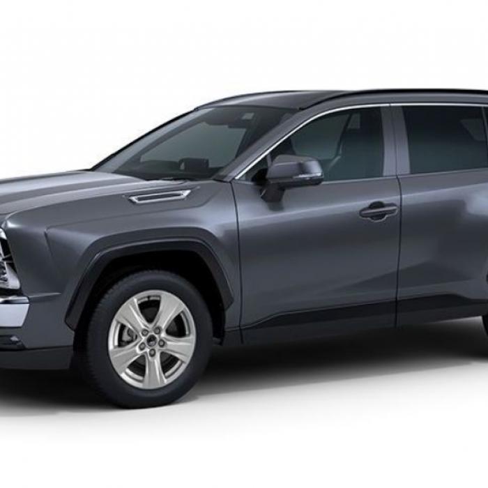 De Mitsuoka Buddy is een Toyota RAV4 in retrokostuum
