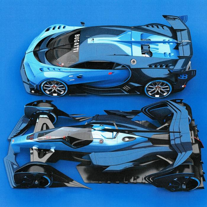 Jonge Nederlander ontwerpt extreme Bugatti-racewagen