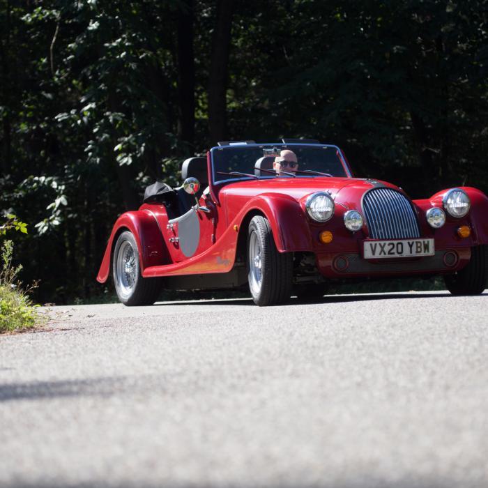 Eerste review Morgan Plus Four: nostalgische Brit met moderne BMW-power
