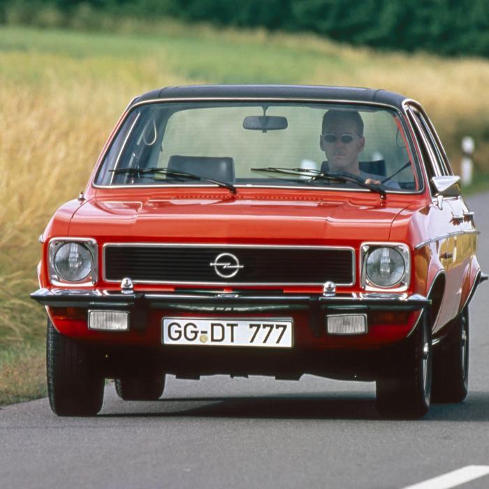 50 jaar Opel Manta