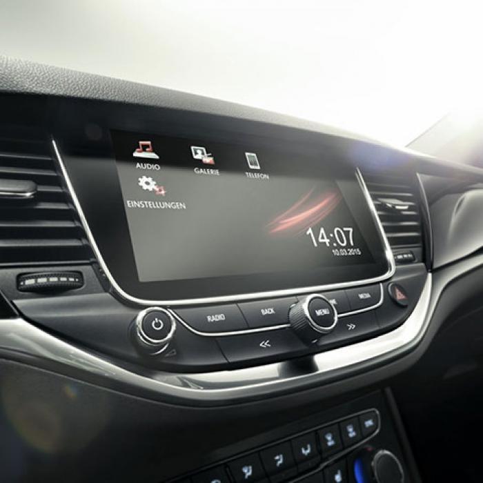 Opel Astra prijzen en specificaties