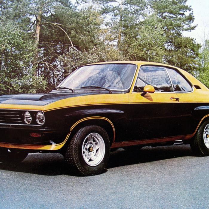 50 jaar Opel Manta - waar zijn al die Manta's gebleven?