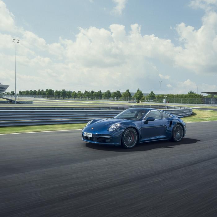 Porsche 911 Turbo is er nu ook zonder 'S'