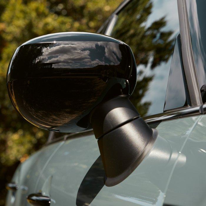 Ook de grootste Mini opgefrist: facelift Mini Countryman