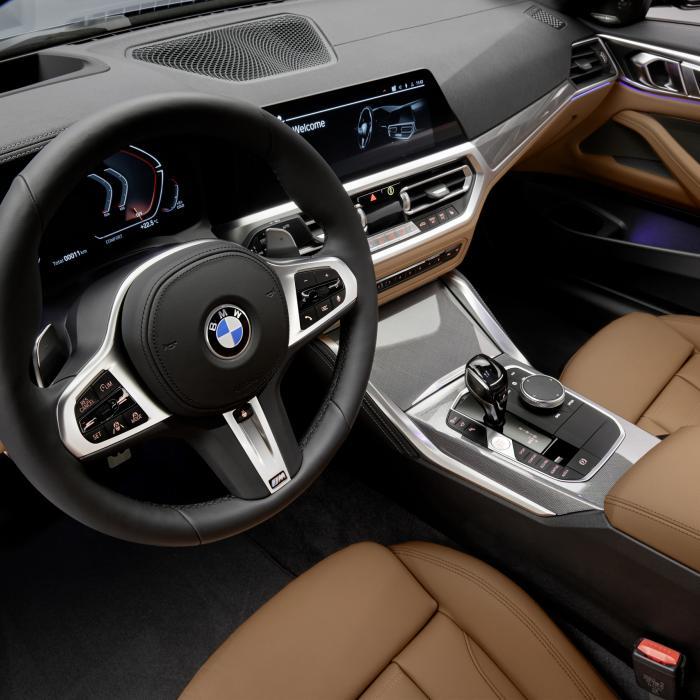 BMW 4-serie Coupé: Flinke nieren vragen flinke portemonnee