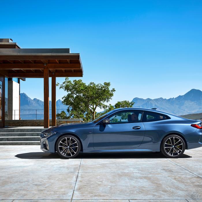 Nieuwe BMW 4-serie neemt afstand van 3-serie