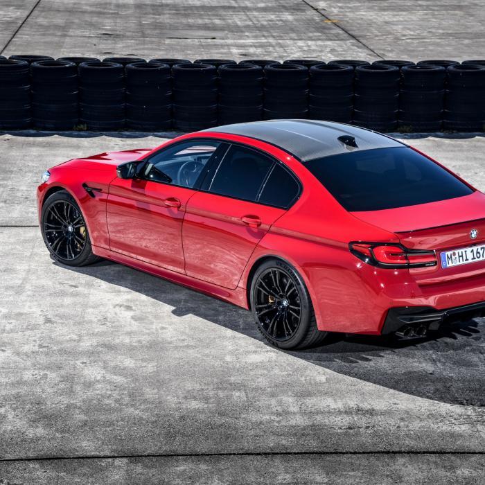 Rekent de nieuwe BMW M5 definitief af met de Audi RS 6?