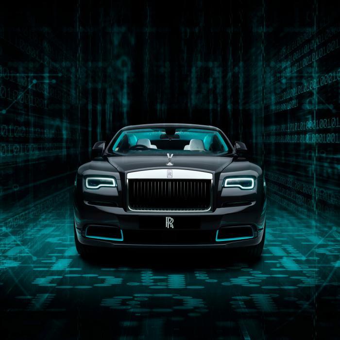 Welke geheime boodschap verbergt de Rolls-Royce Wraith Kryptos?