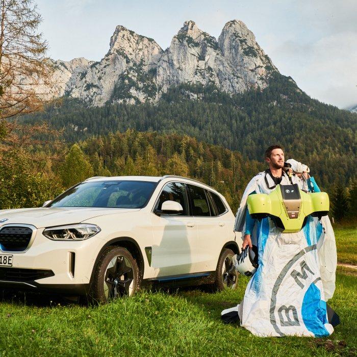 BMW i geeft je vleugels! Letterlijk