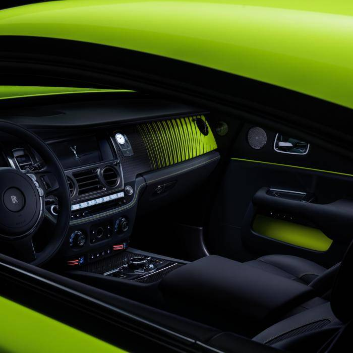 Wil je een Rolls-Royce in de kleur van een markeerstift? Dat kan