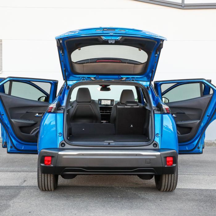Elektrische suv's getest: waarom niemand achter in een Mazda MX-30 wil zitten