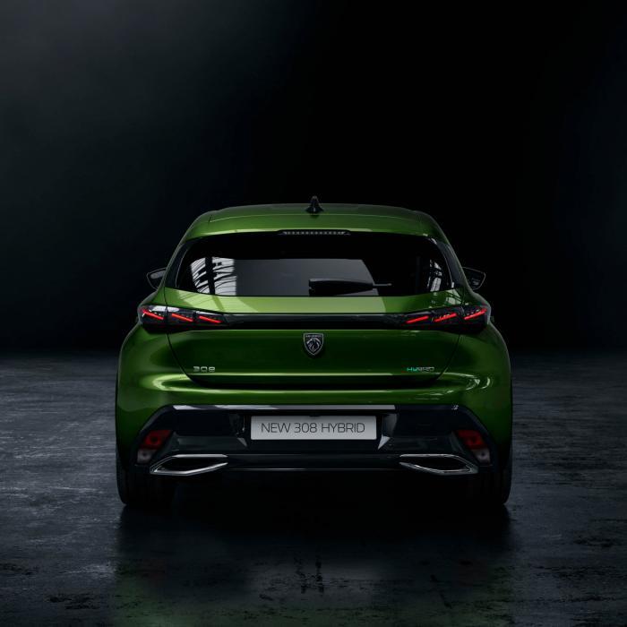 Franse schone! De nieuwe Peugeot 308 is een designhoogstandje