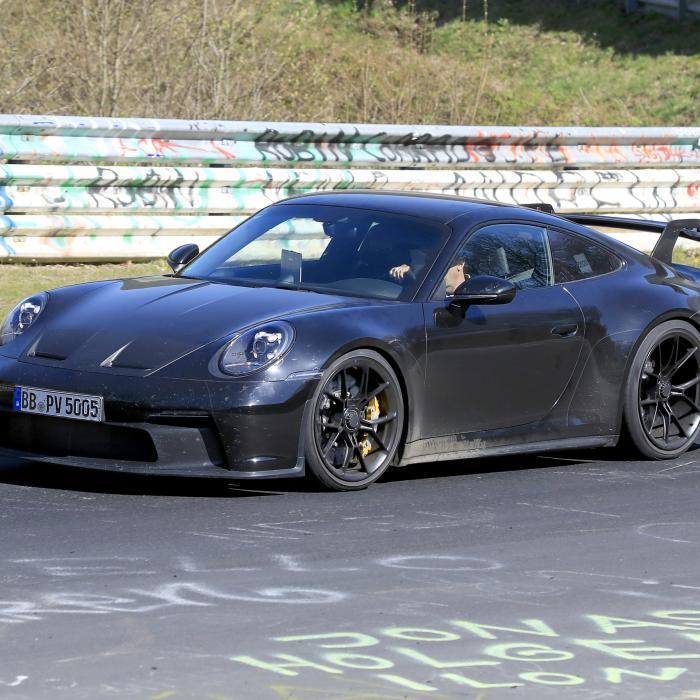 Porsche 911 GT3 geeft je vleugels