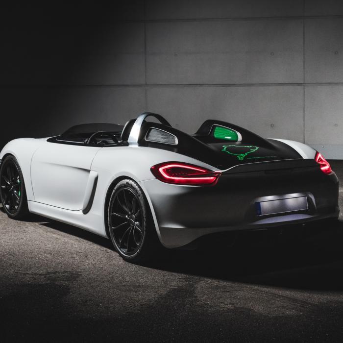 Porsche Unseen: deze vijftien concept cars zag je nog nooit!
