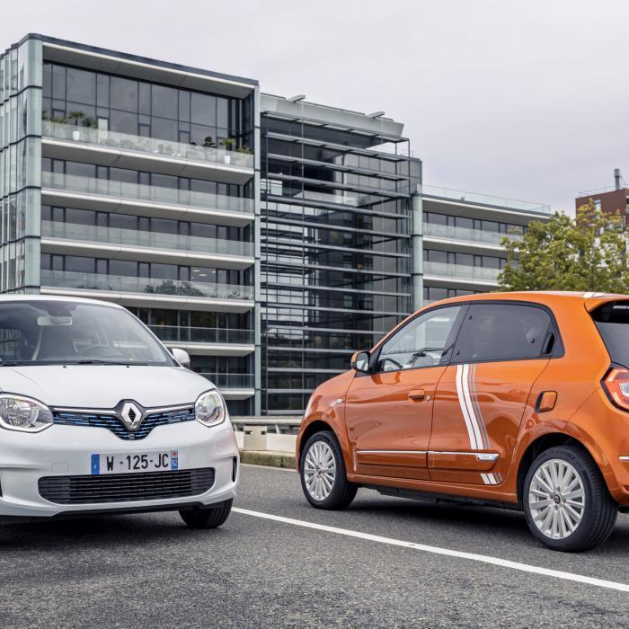 Eerste review: Renault Twingo Electric (2020)