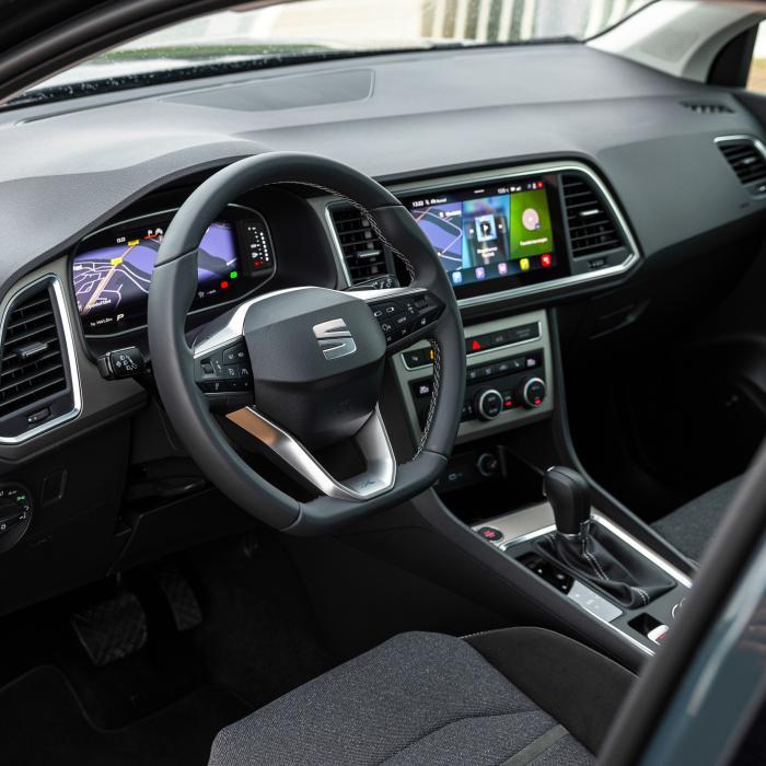 Eeste review vernieuwde Seat Ateca 2021: lekker vertrouwd
