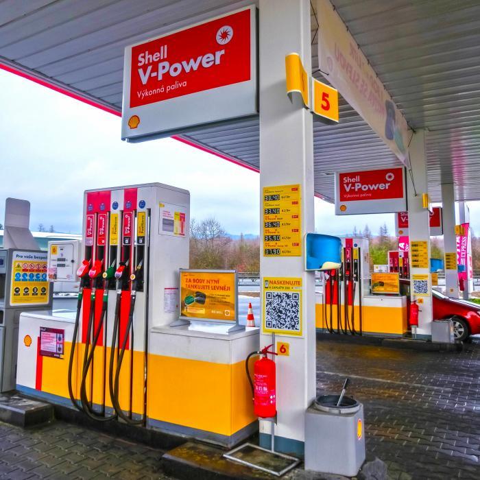Nog nooit zo weinig brandstof verkocht als in april