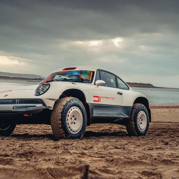 Deze Singer ACS is spectaculair! Dus waarom is Porsche dan boos?
