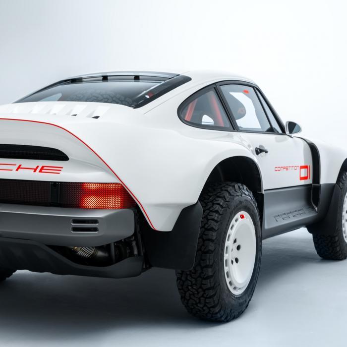 De Porsche 911 Safari is terug! Maar niet van Porsche zelf