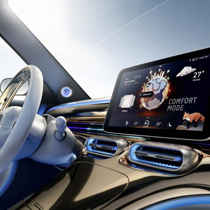 De Smart Concept #1 is een elektrische SUV die nooit een originaliteitsprijs zal verdienen