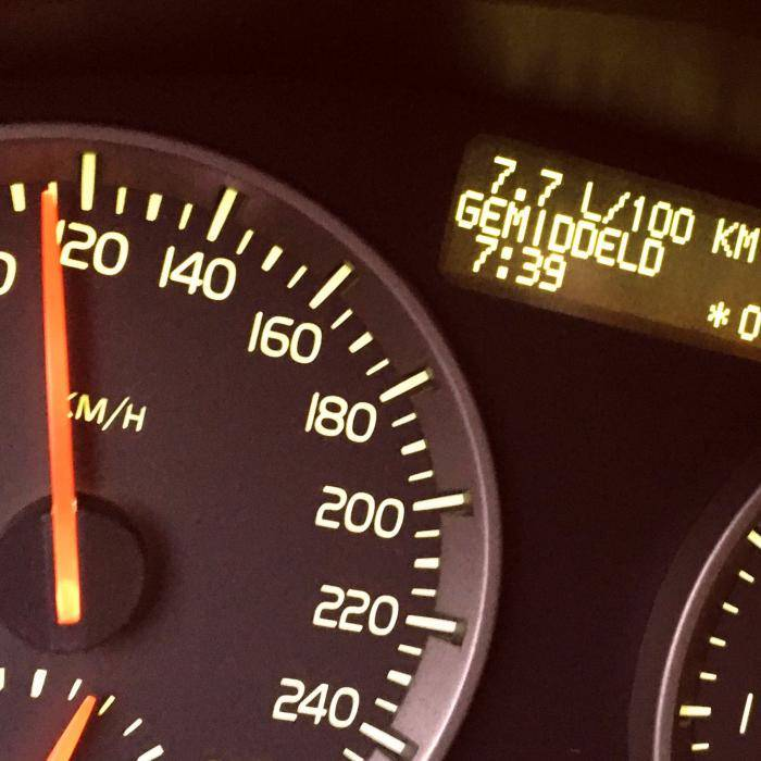 'Nederlanders willen best langzamer rijden voor het milieu'
