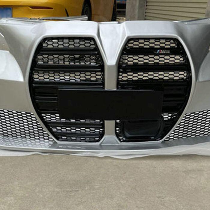 Speciaal voor BMW M3-fans! Twee enorme 'nieren' op je BMW 5-serie