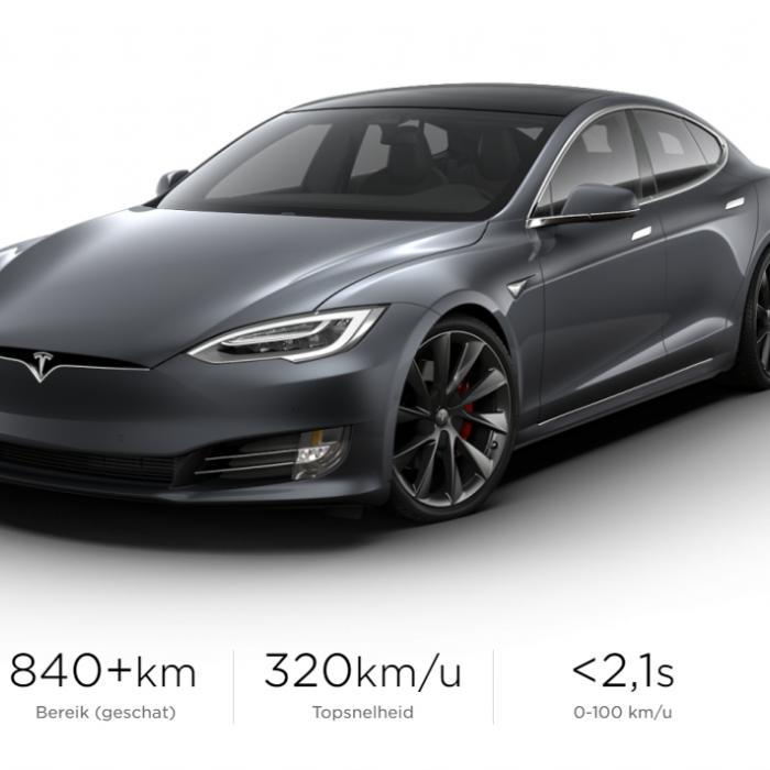 Indrukwekkende Tesla Model S Plaid onthuld: 320 km/h en 840 km actieradius